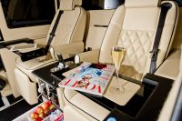 leather seats & Champaign