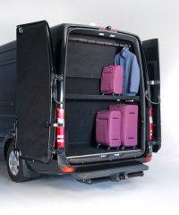 Chauffeur Luggage Allowance