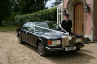 private wedding chauffeur