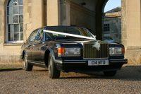 Classic Rolls Royce Chauffeur