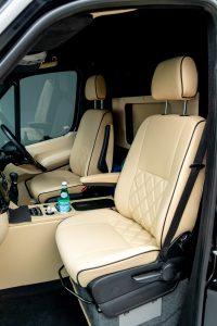 NTD ChauffeurJet7 Front Cabin