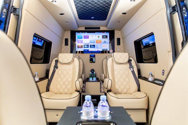 NTD ChauffeurJet7 Rear Cabin