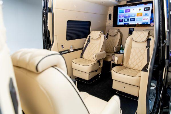 NTD ChauffeurJet7 Rear Cabin Angle