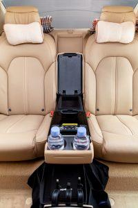 NTD Audi A8 Rear Seats