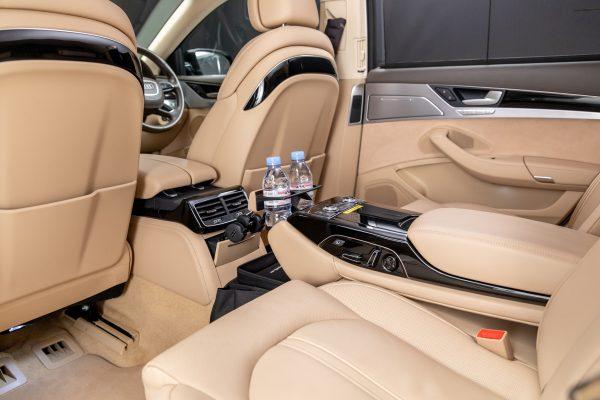NTD Audi A8 Rear View