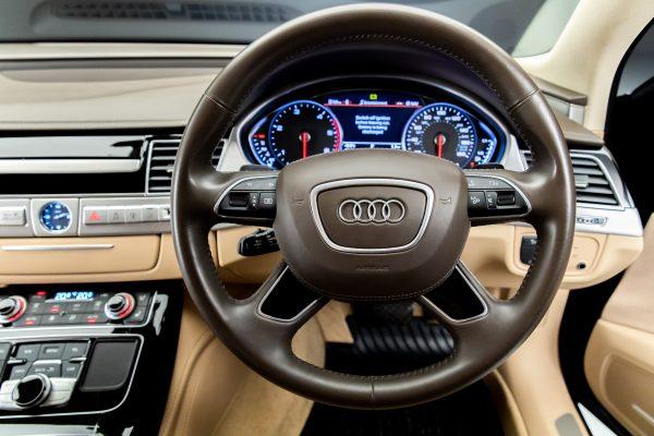NTD Audi A8 Steering Wheel
